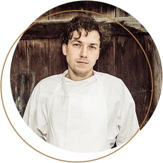 Philip Rachinger vom Restaurant Mühltalhof
